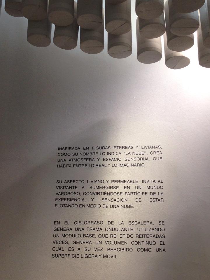 Casa FOA 2014: La nube Escalera - Mecha Palacio y Bea Palacio